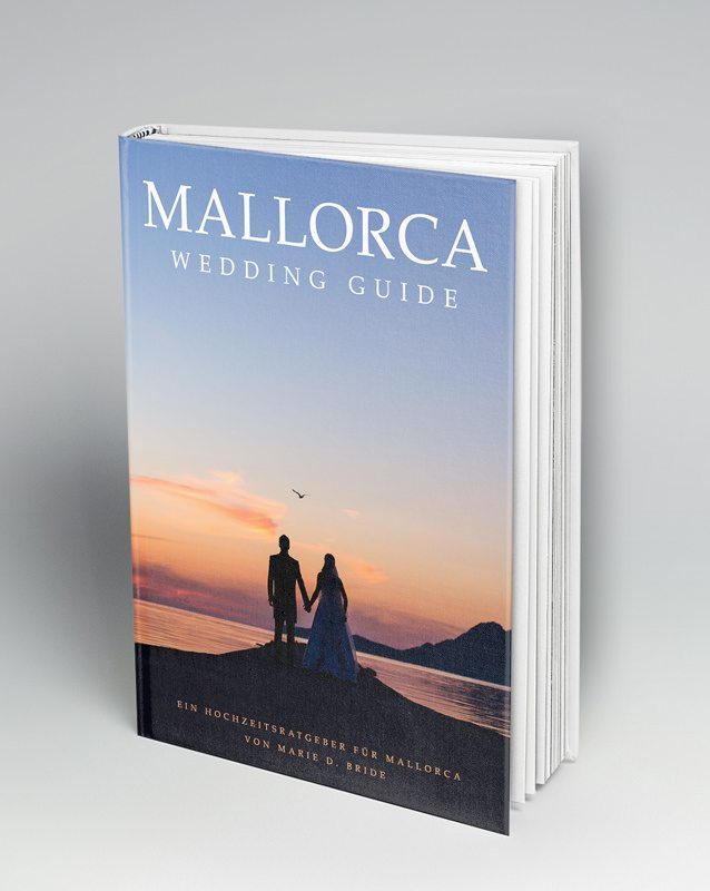 Der Mallorca Hochzeitsratgeber gibts als e-Book im deutschen Online-Buchhandel